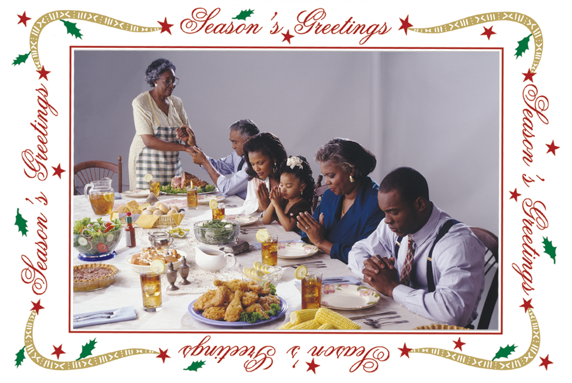 African American New Year Greetings Merry Christmas And Happy New